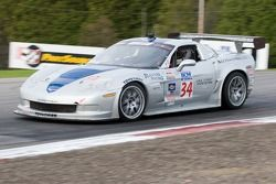 Tony Gaples (#34 Chevrolet Corvette C6)