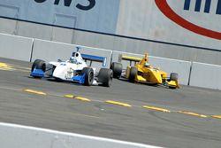 Racer Kashima et Sean Guthrie