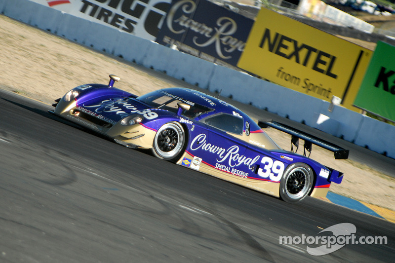 #39 Crown Royal Special Reserve/ Cheever Porsche Crawford: Christian Fittipaldi, Hoover Orsi