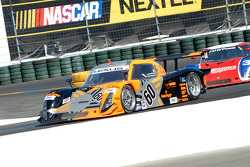 Michael Shank Racing Lexus Riley #60 : Mark Patterson, Oswaldo Negri, Southard Motorsports BMW Riley #3 : Shane Lewis, Craig Stanton