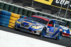TRG Pontiac GTO.R #65 : Marc Bunting, Andy Lally, Tafel Racing Porsche GT3 Cup #74: Eric Lux, Ian James