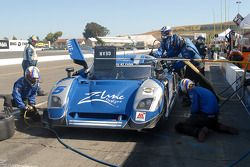 Arrêt aux stands pour la Ford Crawford #5 Essex/ Finlay Motorsports : Rob Finlay, Michael Valiante