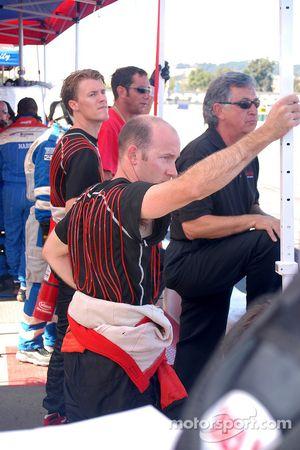 Alex Gurney, Jon Fogarty et Bob Stallings