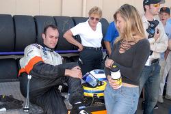 Guy Cosmo et sa fiancée Stacy