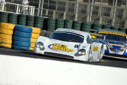 Porsche Doran #8 Synergy Racing : Spencer Pumpelly, Patrick Huisman, Pontiac GTO.R #64 TRG : Paul Ed