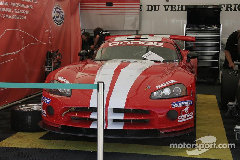Racing Logistic Dodge Viper Competition C