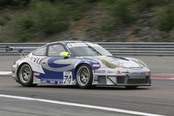 Porsche 996 GT3 RSR #74 Team Felbermayr Proton : Luigi Moccia, Emanuele Busnelli