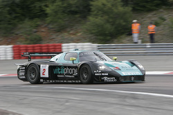 Vitaphone Racing Team Maserati MC 12 : Jamie Davies, Thomas Biagi