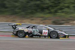 Lamborghini Miurcelago #38 All Inkl.com Racing : Christophe Bouchut, Benjamin Leuenberger