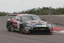 Aston Martin DBR9 #5 Phoenix Racing : Jean Denis Deletraz, Andrea Piccini