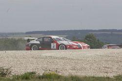 Porsche 997 GT3 Cup #4 AF Corse : Gabriel Balthazard, Mike Savary