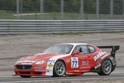 Maserati Gransport Light #77 AF Corse : Mariano Bellin, Roberto Conte