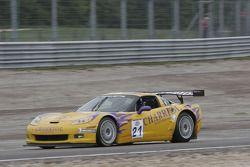 Riverside Corvette Z06 GT3 : Philippe Charriol, Christopher Campbell