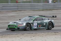 BMS Scuderia Italia Aston Martin DBRS9 : Franco Groppi, Toni Seller