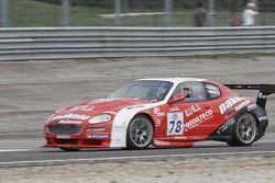 Maserati Gransport Light #78 AF Corse : Lorenzo Casa, Benedetto Marti