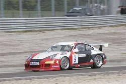 #5 Auto Sport Promotion Porsche 997 GT3 Cup: Jean-Luc Beaubélique, Gilles Chatelain