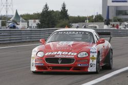 #76 AF Corse Maserati Gransport Light: Roberto Sperati, Andrea Palma