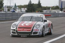 #8 Tech 9 Motorsport Porsche 997 GT3 Cup: James Murphy, Paul Van Splunteren