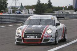 #9 Tech 9 Motorsport Porsche 997 GT3 Cup: Sean Edwards, Phil Keen