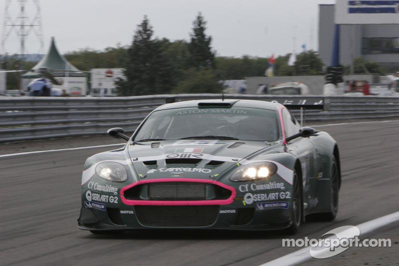 BMS Scuderia Italia Aston Martin DBRS9 : Ettore Bonaldi, Yvon Decour