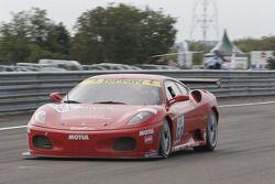 Ferrari 430 Challenge GT3 #32 JMB Racing : Stephen Earle, Ian Khan