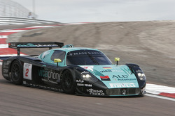 Vitaphone Racing Team Maserati MC12 : Jamie Davies, Thomas Biagi
