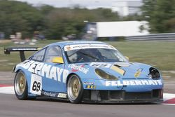 #69 Team Felbermayr-Proton Porsche 996 GT3 RS: Horst Felbemayr, Gerold Ried