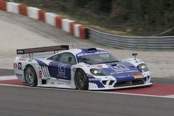 Saleen S7R #9 Zakspeed Racing : Jarek Janis, Sascha Bert