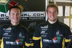 Christophe Bouchut et Benjamin Leuenberger