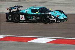 Vitaphone Racing Team Maserati MC12 : Jamie Davies, Thomas Biagi