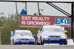 James Clay (#36 BMW 325i);Seth Thomas (#38 BMW 325i)