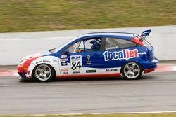 Jeff Nowicki (#84 Ford Focus)