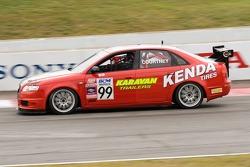 Jeff Courtney (#99 Audi A4)