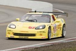 Doug Peterson (#87 Chevrolet Corvette C6)