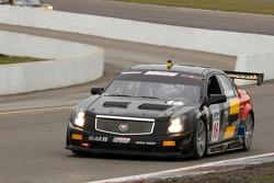 Ron Fellows (#16 Cadillac CTS-V)