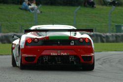#99 Virgo Motorsport Ferrari F430 GT: Dan Eagling, Tim Sugden