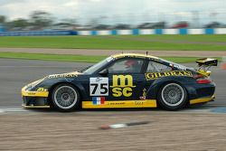#75 Thierry Perrier Porsche 996 GT3 RSR: Nigel Smith, Philippe Hesnault, Philippe Hesnault