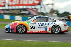 #92 Imsa Performance Matmut Porsche 996 GT3 RSR: Christophe Bouchut, Raymond Narac