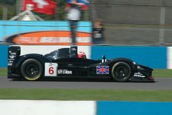 Lister Storm Hybrid #6 Lister Storm Racing : Justin Keen, Jens Moller