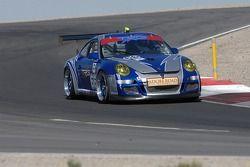 TRG Porsche GT3 Cup n°66 : Jim Pace, Jim Lowe, RJ Valentine