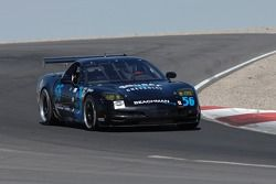 Beachman Racing Corvette n°56 : Bruce Beachman, Mike Fitzgerald, Don Salama