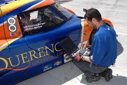 #47 TruSpeed Motorsports Porsche Riley: Charles Morgan, Rob Morgan, BJ Zacharias
