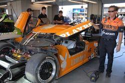 Garage Playboy/ Uniden Racing