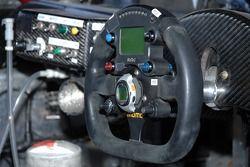 Instruments sur la Porsche Riley #58 Brumos Racing