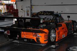 Garage du Michael Shank Racing