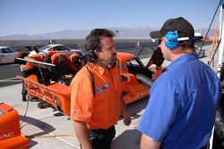 Technicien du Tuttle Team Racing