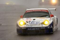 #23 Alex Job Racing Porsche 911 GT3 RSR : Mike Rockenfeller, Marcel Tiemann