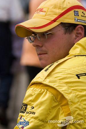 Membres du Penske Motorsports
