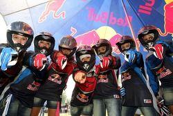 Course Apecar Scuderia Toro Rosso : les Formula Unas girls