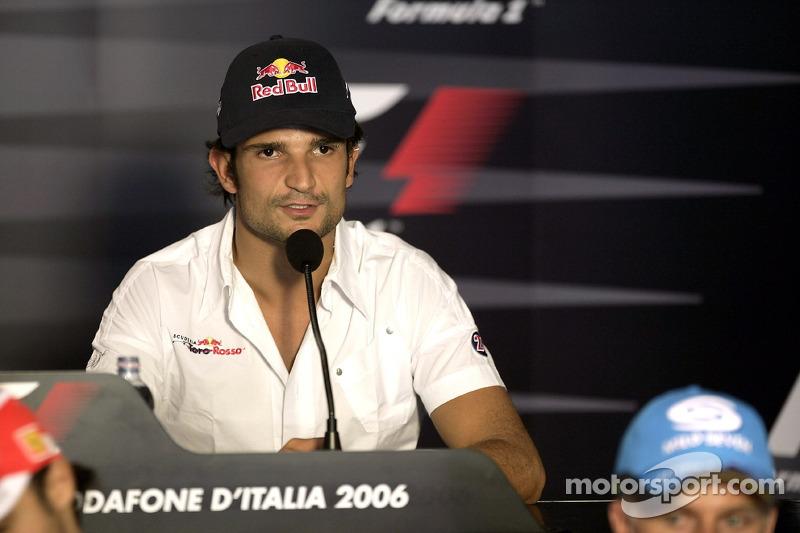 Conférence de presse de la FIA: Vitantonio Liuzzi